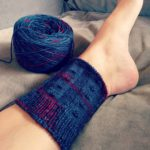 Pattern: #primaverasocks, free on Ravelry. Pleasant to knit and to…