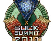 Sock Summit 2011 logo