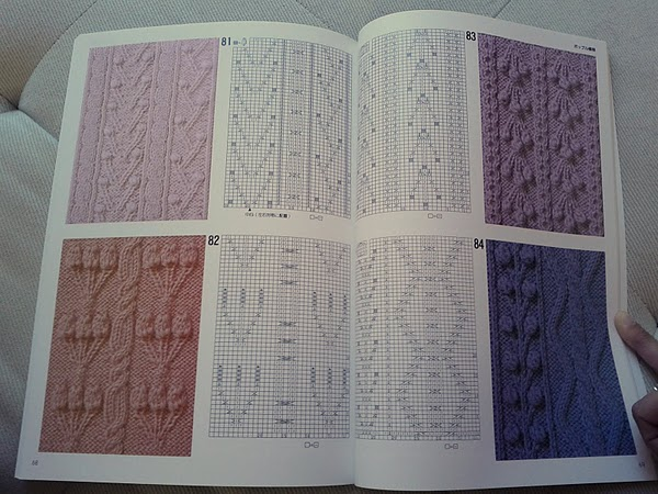 Knitting Stitches Dictionary : New stitch dictionary   Rogue Editing & Design