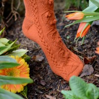 Dangerous Garden socks
