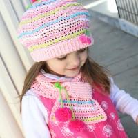 Parfait hat & scarf