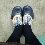 Another happy #Fluevog day; this time minus the rain. #vog_promise
