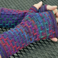 Flecktone fingerless gloves