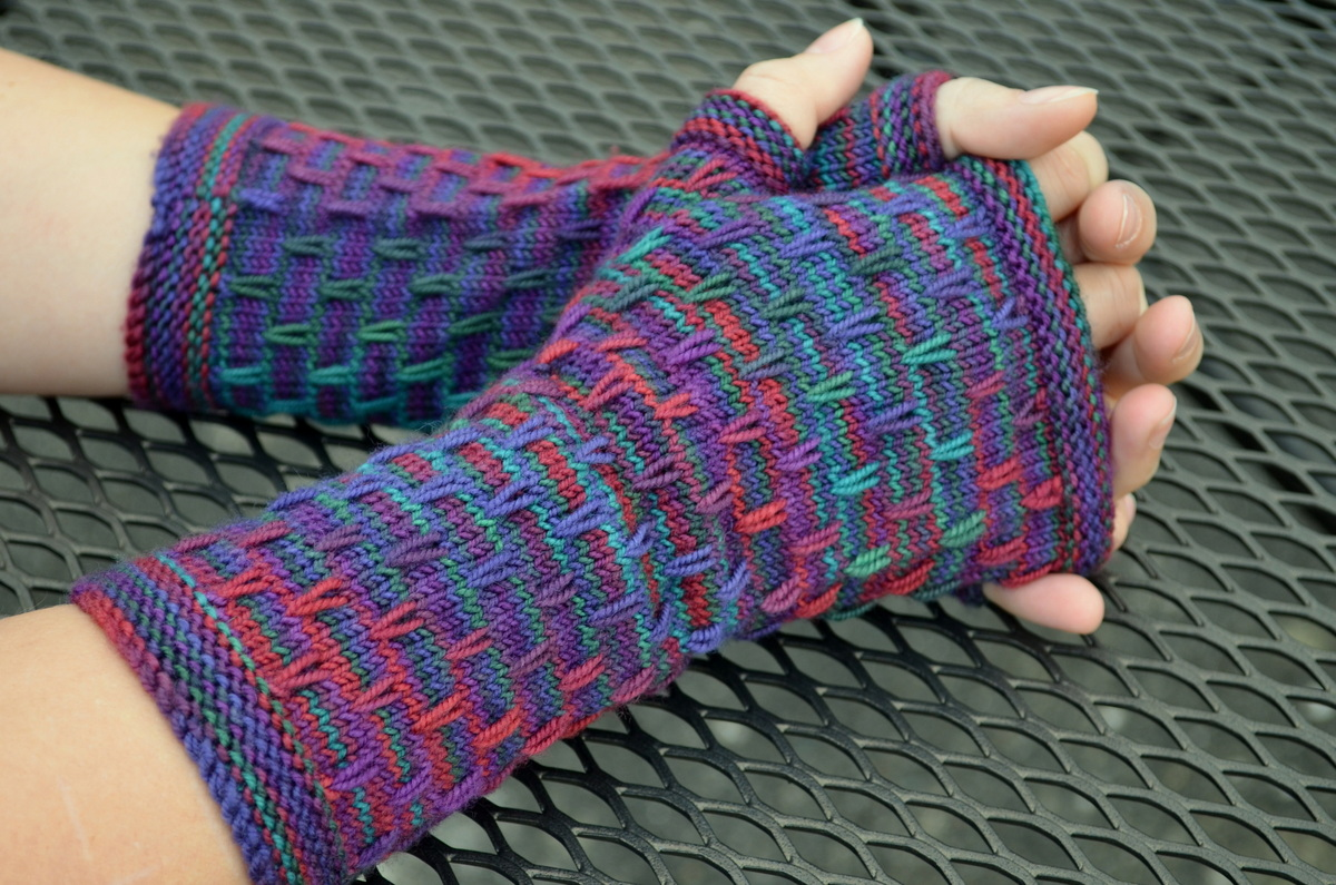 Knit Pattern Gloves Sock Yarn : Patterns   Rogue Editing & Design