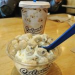 Just as delicious as the picture. #frozencustard #cookiedough #culvers