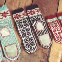 Hearth slippers